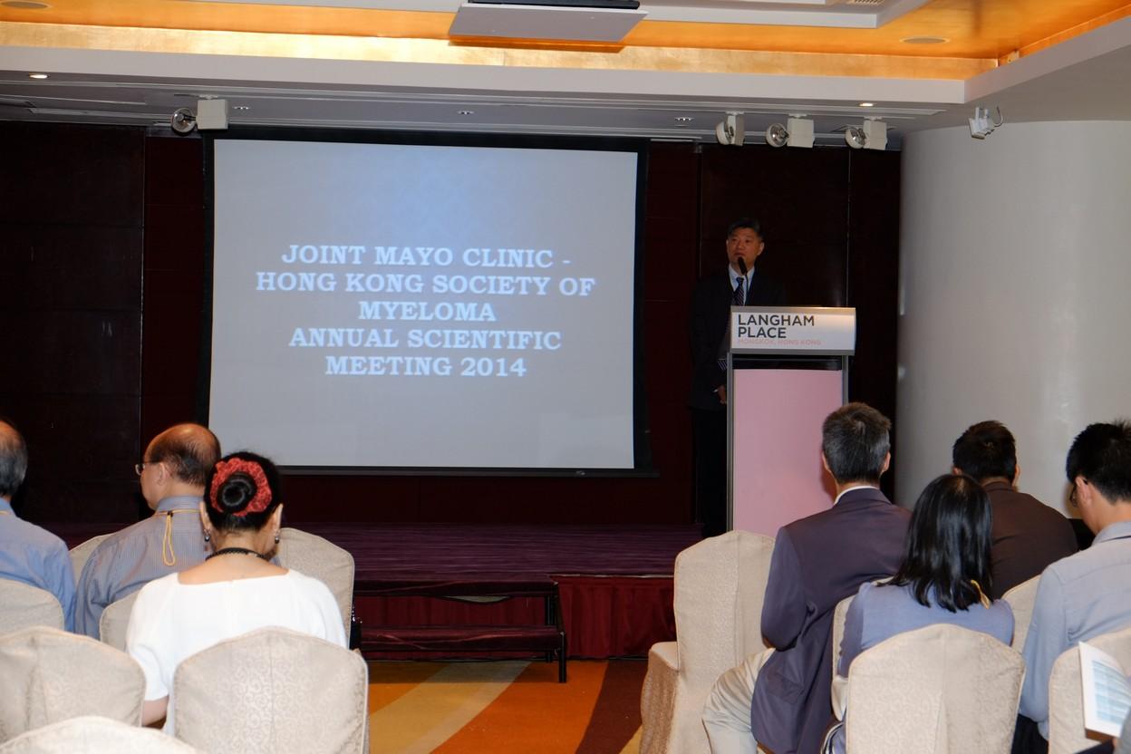Joint HKSOM-Mayo ASM 2014