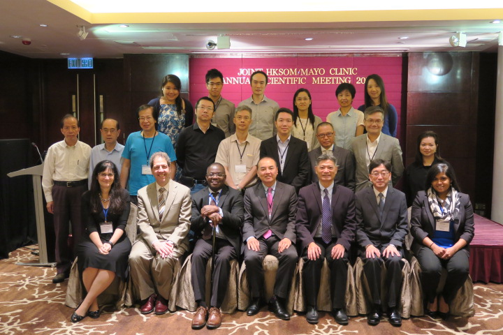 Joint HKSOM-Mayo Clinic ASM 2016