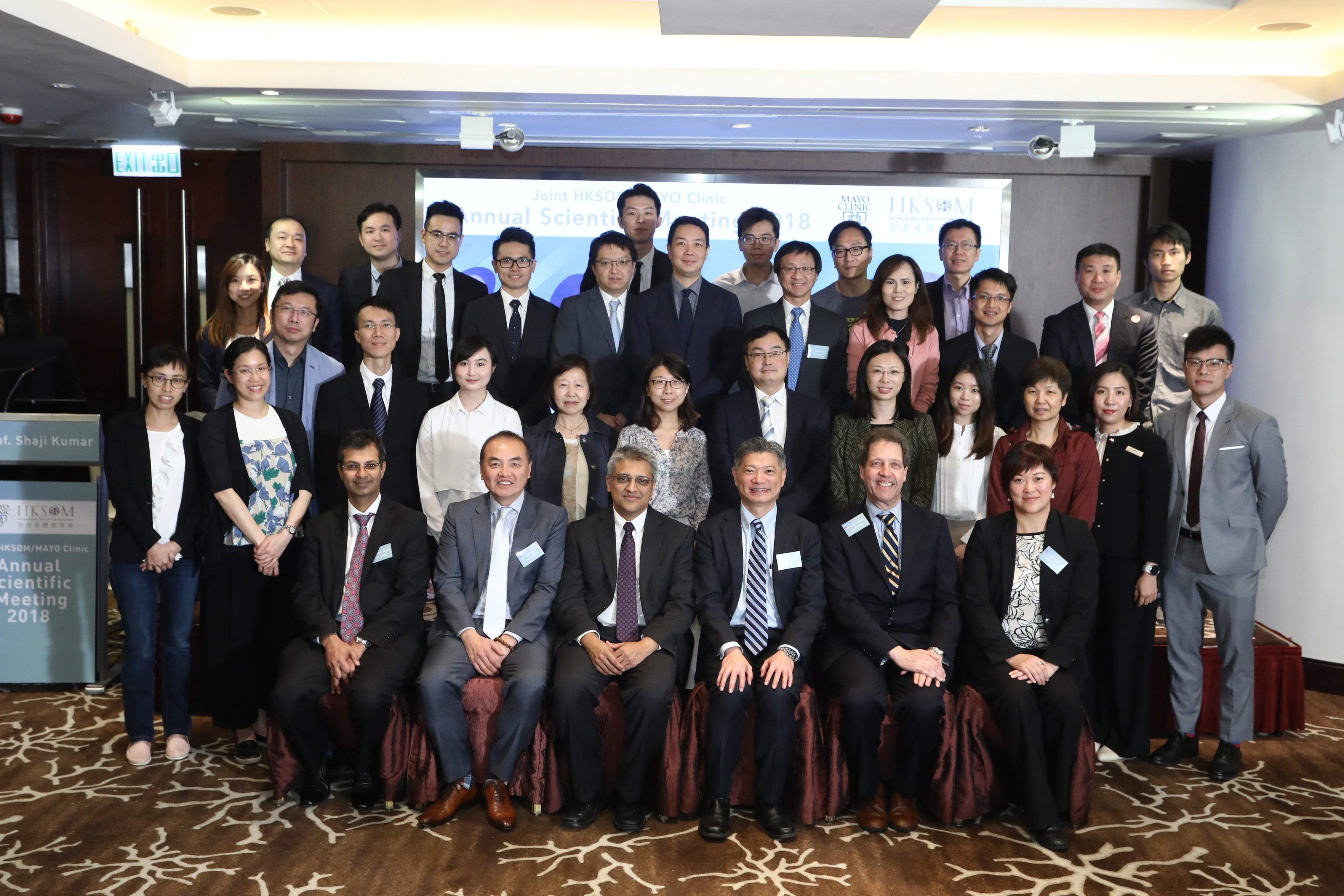 Joint HKSOM Mayo Clinic ASM 2018